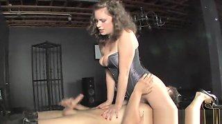 let me cum mistress