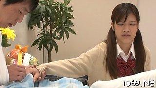 teacher bangs students asian asian 18