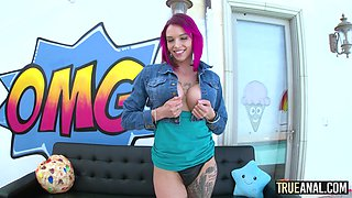 Anna Bell Peaks anal gaping