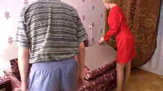 russian mature amateur mom fucking her son's friend