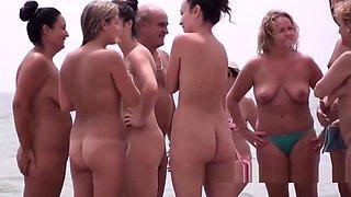 nude beach big titted girls 3