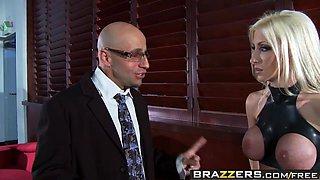 Brazzers - Brazzers Vault - The Latex Club scene starring Na