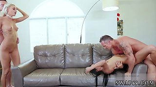 Mom and cronys daughter get fucked by guy The Suggestive Swap