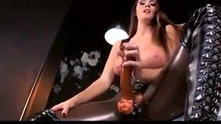 Best amateur Latex, Strapon porn movie