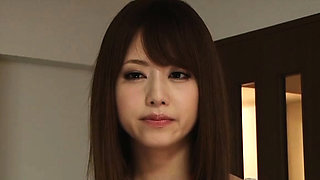 Japanese office gal provides her cunt to her boss