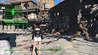Fallout 4 Elie Supermutants ambush