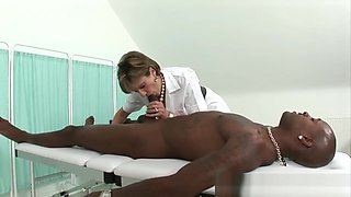 Lady Sonia Nurse Gets Pounded by BBC
