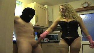 Mistress loves her Slave