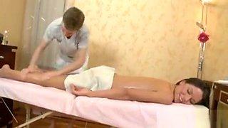 Massaging A Lusty Passion