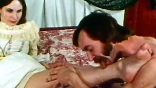 Classic European old porn with hairy dicks and pussies