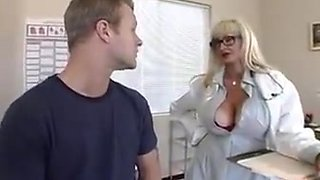 Sperm bank nurse