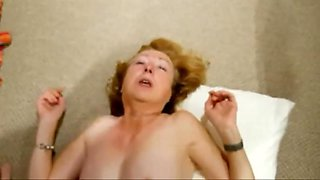 Dirty mature whore throat fucked piss in mouth and facial