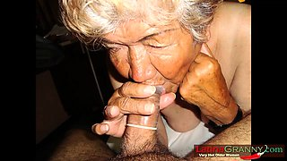 LatinaGrannY Extreme Grandma Pictures Compilation