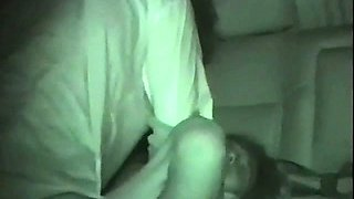 Two Horny Couples Sex Inside Of The Car