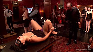 Shay Fox & Ramon Nomar & Cherie Deville in Cock Service By Two Hot Milf Slaves - TheUpperFloor