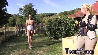 Teen lesbian anal insertion and teens love huge She has alwa