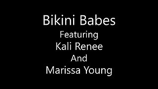 Bikini Babes - Kali Renee,Marissa Young