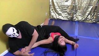 Girl wrestling 4