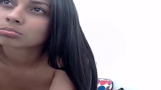 tanyagirlsex12 fingering his clitoris and kicks from of this